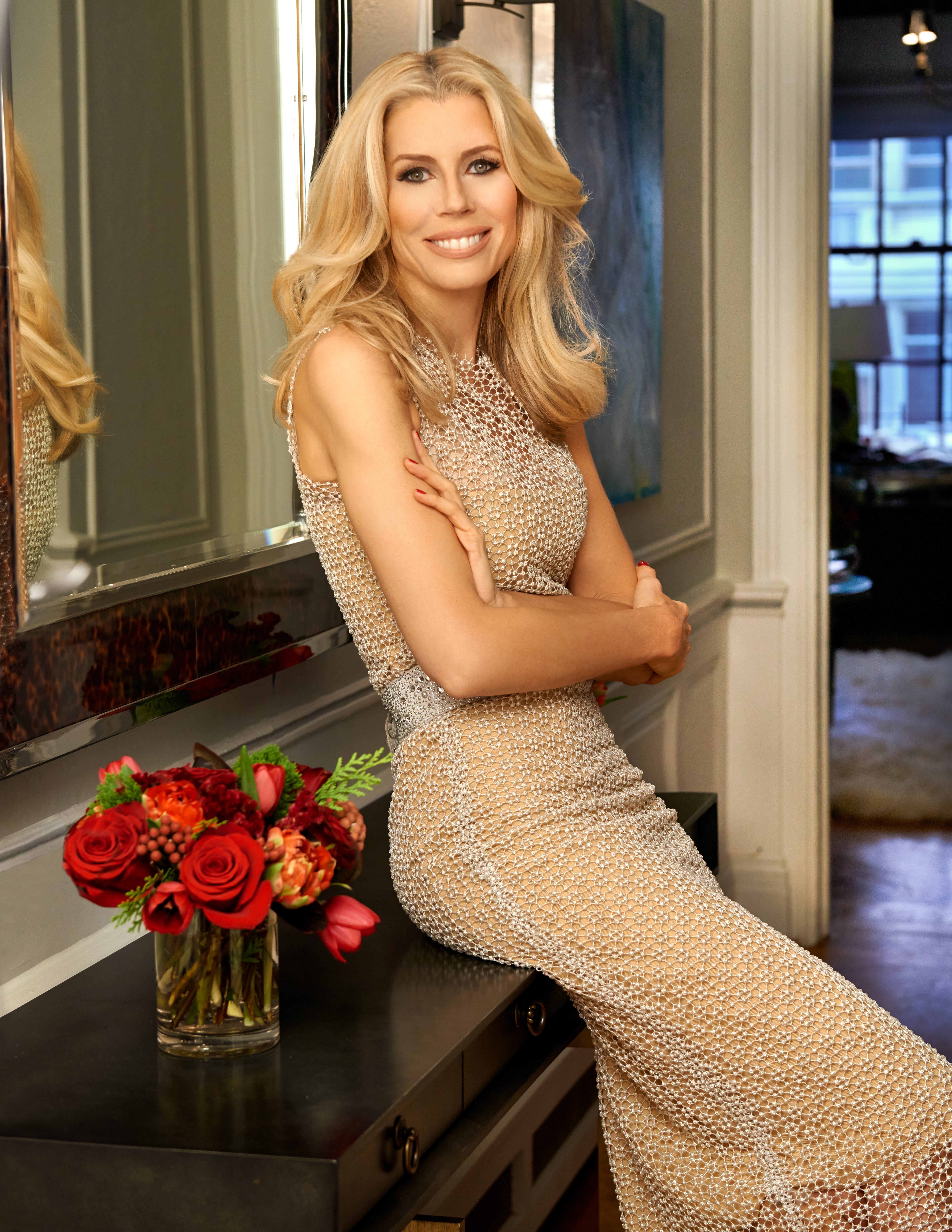 """""""Real Housewife"""" Aviva Drescher: Living Life Without Limitations - BELLA New York Magazine"""