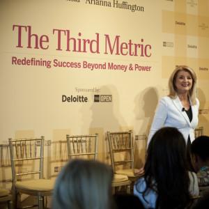 The Third Metric: Redefining Success Beyond Money & Power