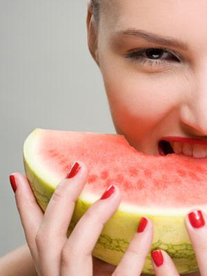 watermelon skin care
