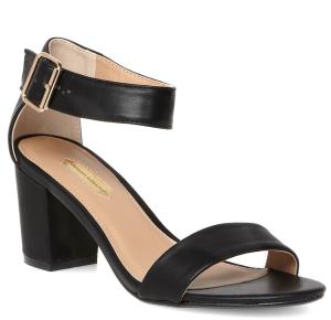 Obsessions: Block Heel Sandals