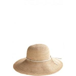 10 Essentials Packable Raffia Sunhat