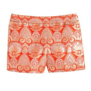 10 Essentials jcrew gilded shorts