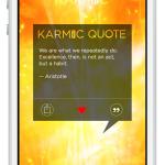 Current (Tech) Obsession: Karmic