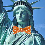 Epic Halloween: Statue of Liberty Fashion Show with Nick Graham
