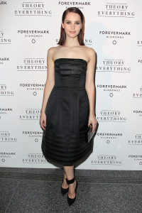 """Forevermark Presents a New York Special Screening of """"THE THEORY OF EVERYTHING"""""""