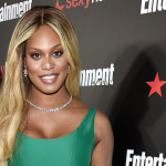 #BehindTheRopes: Entertainment Weekly Party with Laverne Cox and Sophie McShera