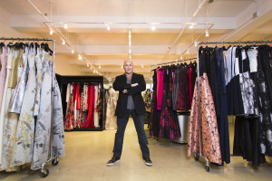 The New York Life: Fashion Designer Carmen Marc Valvo