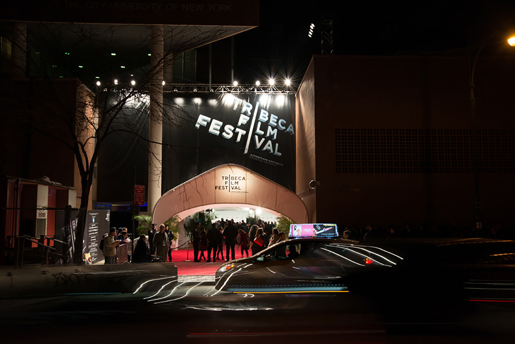 """Tribeca 2013 """"The City During the Festival"""""""
