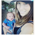 Justin Timberlake Debuts Son Silas With Wife Jessica Biel