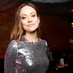 Olivia Wilde Celebrates 'Meadowland' at Beauty and Essex, Following it's Tribeca Film Festival Premiere