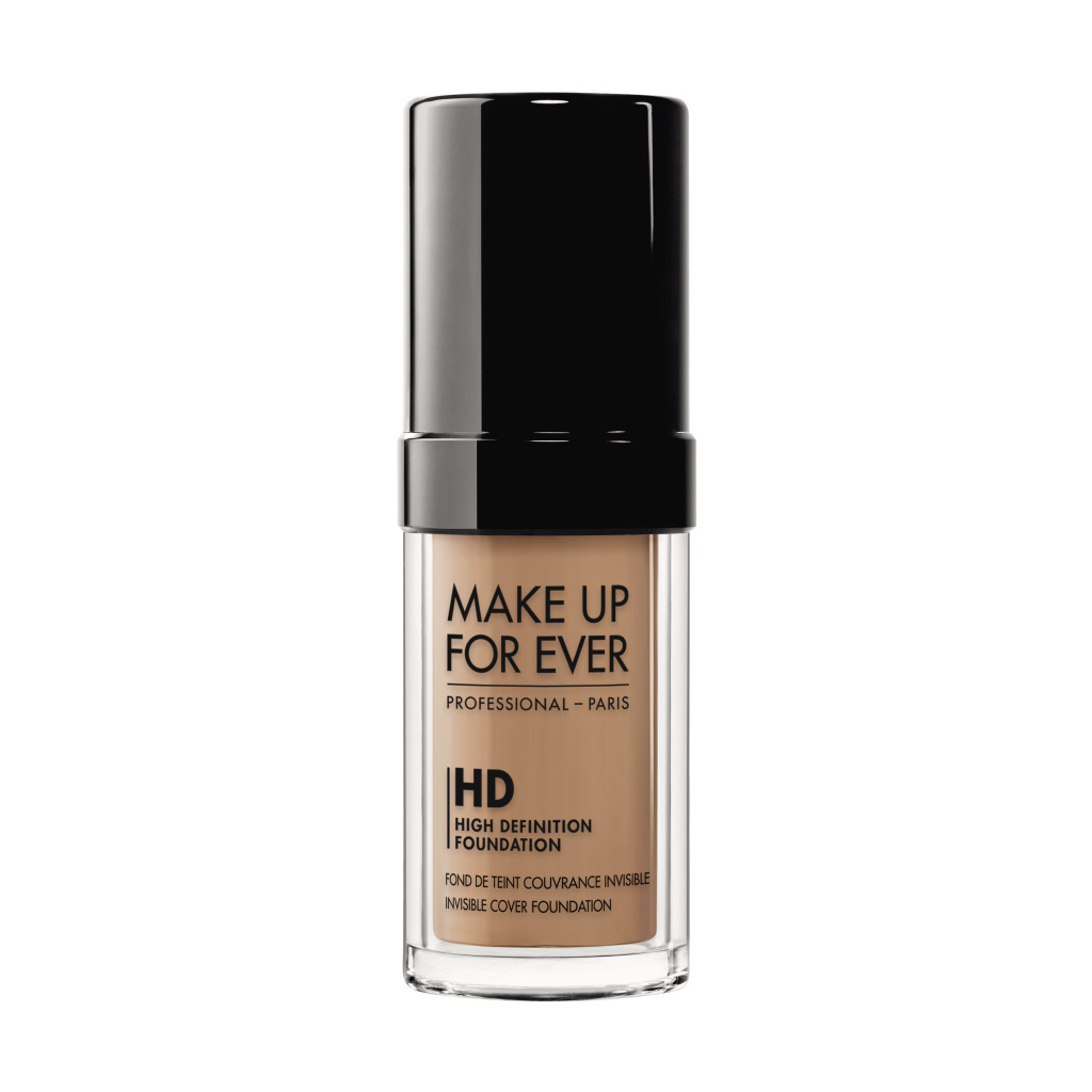 Vanity_ Make Up For Ever HD foundation