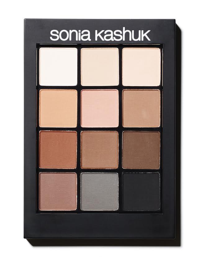 Vanity_ Sonia K eyeshadow