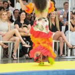 Bella Thorne Kicks Off Crocs Funway Runway Launch Party in New York