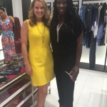 BELLA at DVF Store with Celebrity Stylist Nicole Young