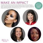 How Selita Ebanks, Gloria Feldt, Shannon Keith and Cheryl Gentry are Making An Impact