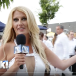 [VIDEO] OK! TV Goes Behind the Scenes at the Bella New York White Party