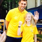 Gold in September™ Raises Awareness for Childhood Cancer Month; Aaron Rogers, Lance Bass, Trent Dilfer & Other Celebs Add Support