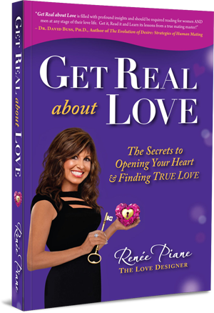 Renee Piane-Get Real about Love Book Cover