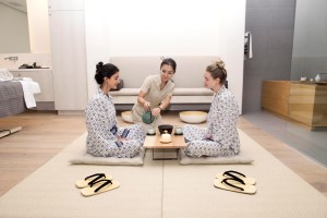 Tomoko Spa: A Japanese Oasis in Beverly Hills