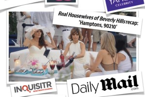 BELLA New York's Hamptons White Party 2015 In the Press!