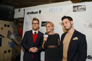 BELLA New York's Hollywood Cover Launch Party, Hosted by Lance Bass