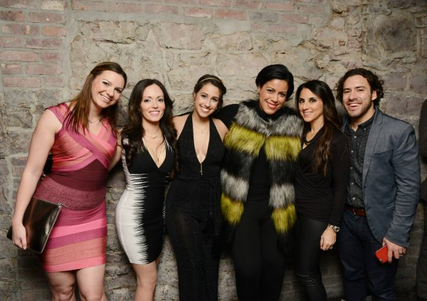 BELLA New York's Hollywood Cover Launch Party, Hosted by Lance Bass: