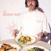 The Beverly Hilton Reveals Menu For 73rd Annual Golden Globe Awards