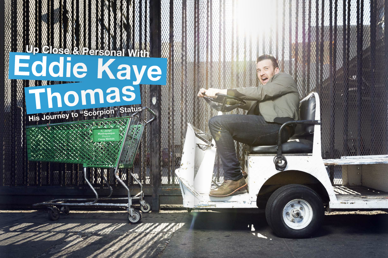 up close and personal with eddie kaye thomas his journey