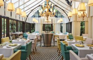 Il Carpaccio Restaurant - Le Royal Monceau