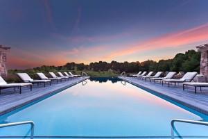 pool Salamander Resort and Spa