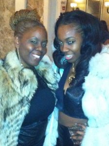 Tandra & Yvonne