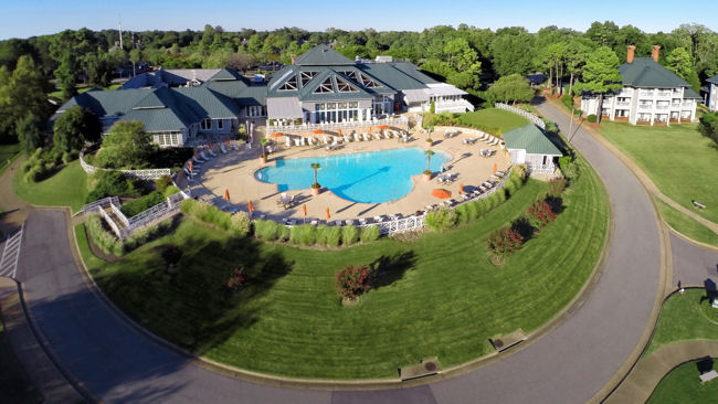 Sustainable Southern Luxury at Virginia's Kingsmill Resort