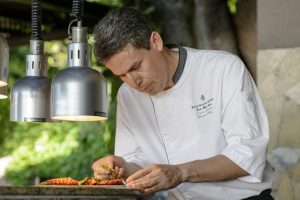 cooking Four Seasons Chef