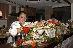 cooking The Mi Casa, Mi Chef T