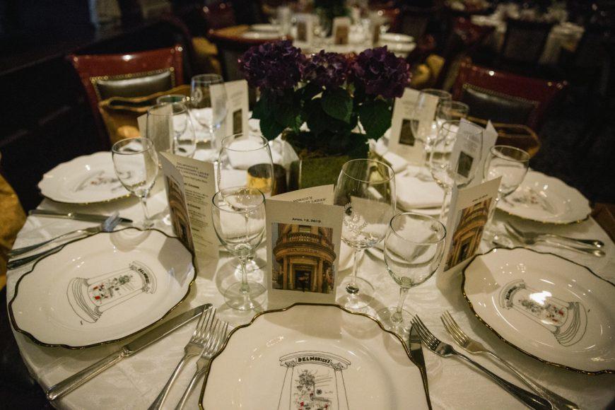 bella-new-york-magazine-Ladies' Lunch Table Setting